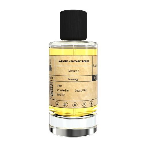 Mixture of Aventus + Baccarat 540