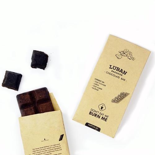 Luban Chocolate Bakhoor