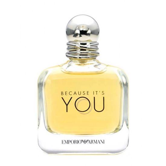 Giorgio Armani - Emporio Armani Because It's You